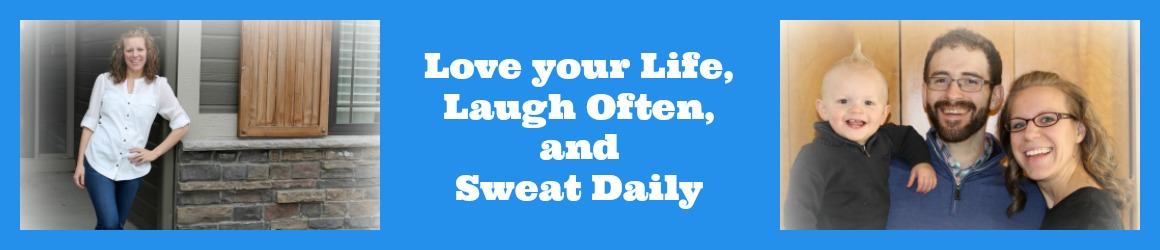 Love Laugh and Sweat Header