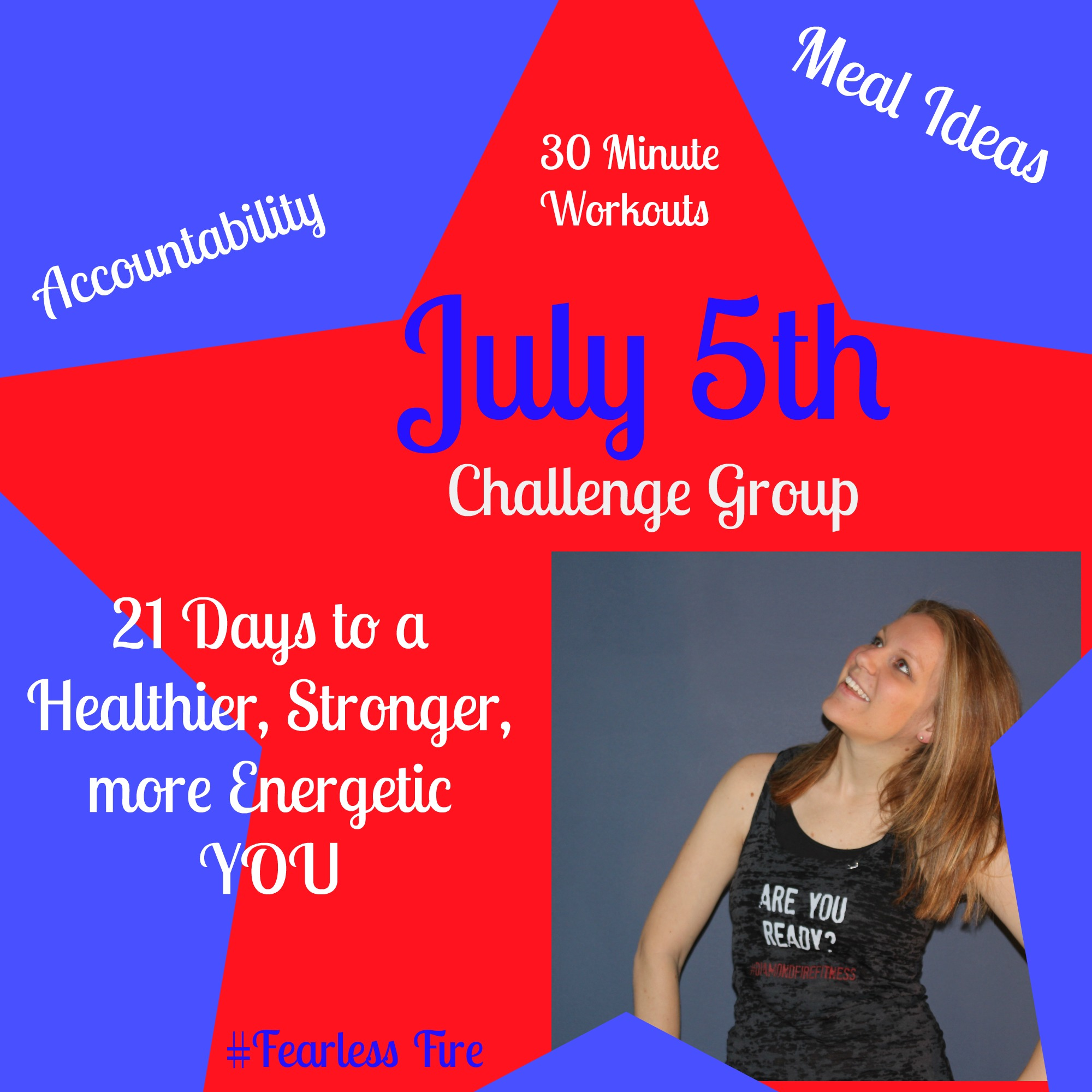 July 5th Challenge Group